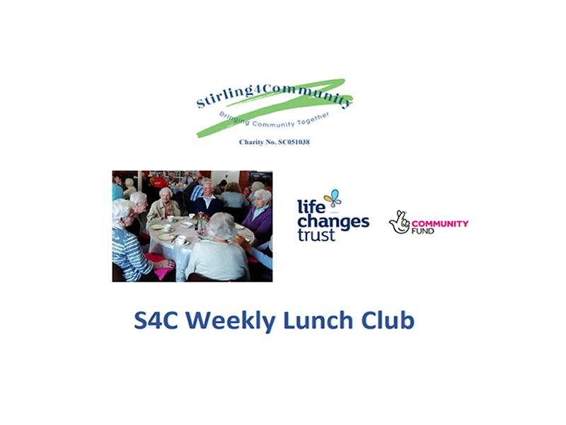 S4C Weekly Lunch Club
