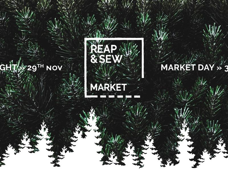 The Reap & Sew Christmas Market
