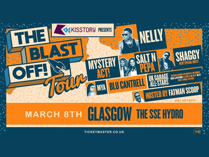 KISSTORY Presents The Blast Off! Tour