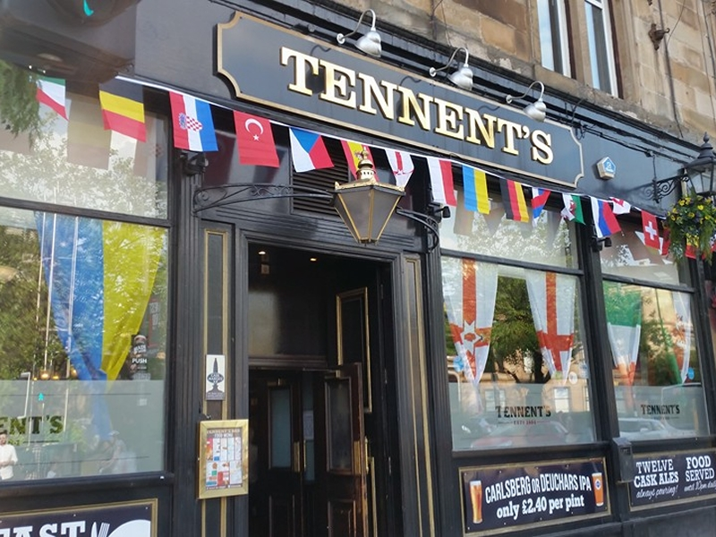 Tennents Bar