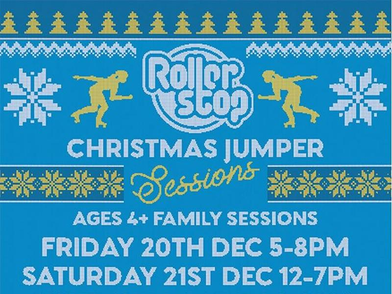 Christmas Jumper Family Sessions 4+