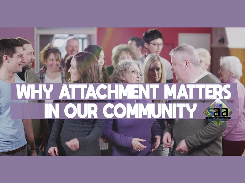 Why Attachment Matters in Our Community