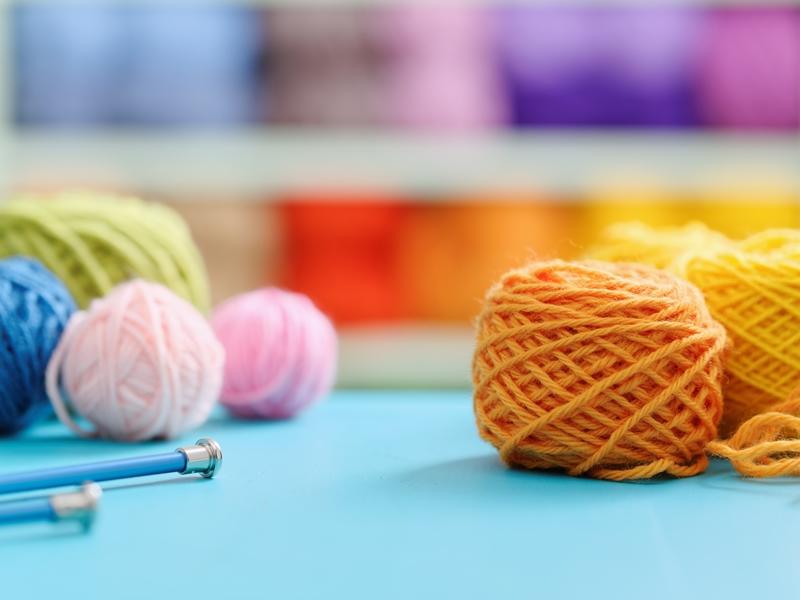 Kid's Knitting Classes in Uddingston