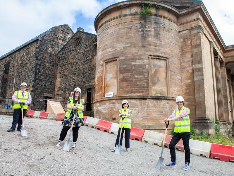 Work begins on multi million pound transformation of Paisley Museum