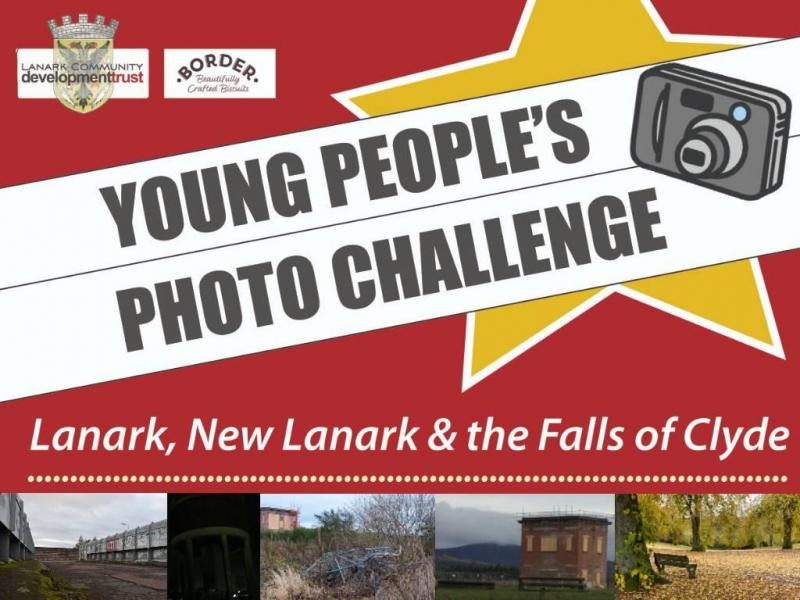 Lanark Young People Photo Challenge winners announced!