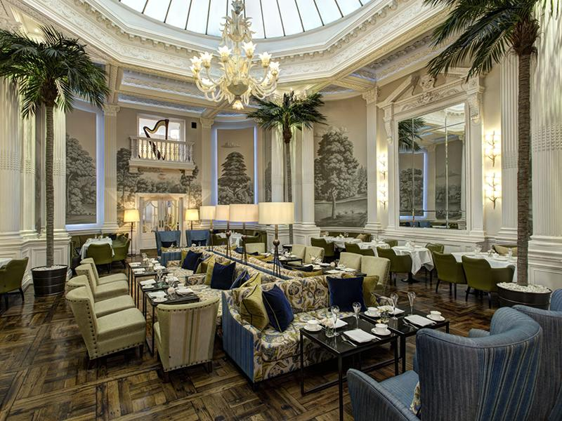 The Balmoral's Whimsical World of Alice Afternoon Tea