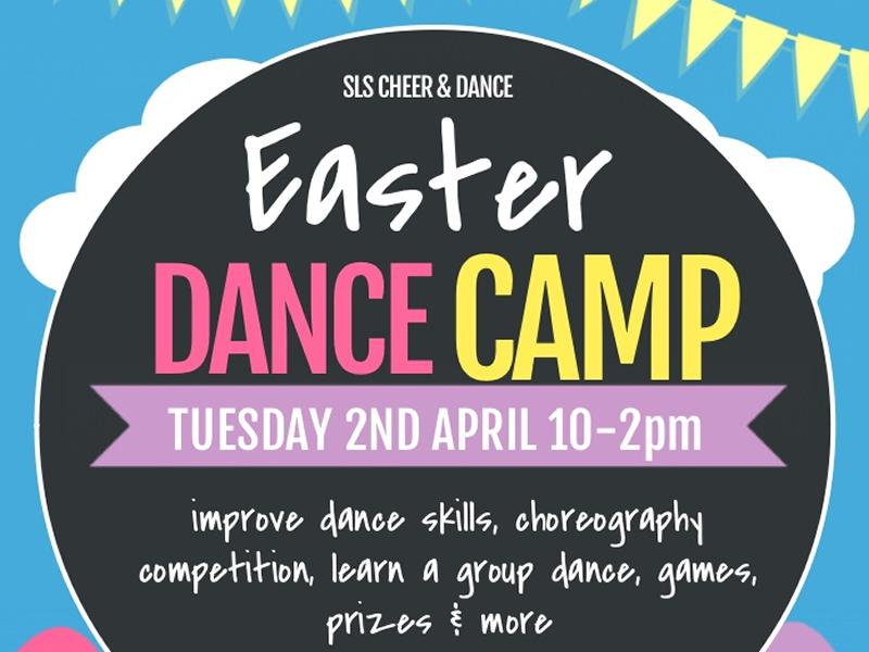 Easter Dance Camp