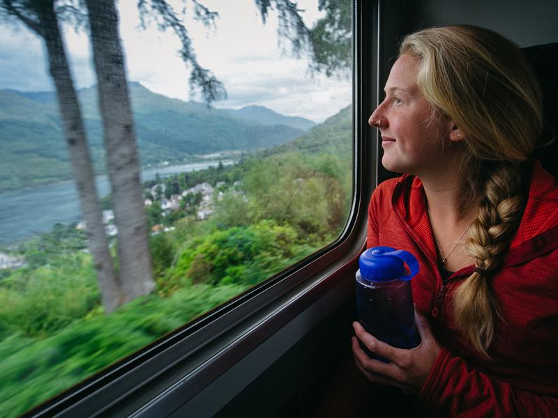 New behaviour change campaign launched to encourage National Park visitors to tavel by sustainable transport