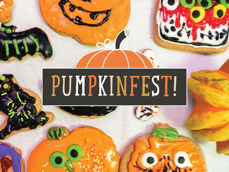 Pumpkinfest Picnic - Family Baking, Crafts & Autumn Themed Picnic!