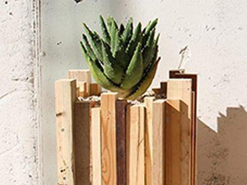 Upcycled Wooden Planter Workshop