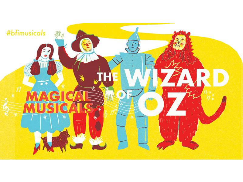 The Wizard of Oz (U) - Yurt Cinema Screening