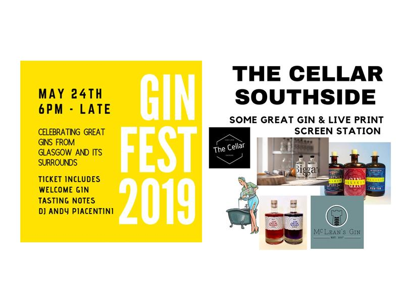 Gin Fest and Tasting