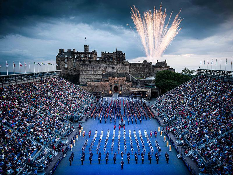 August 2020 Festivals Will Not Take Place in Edinburgh