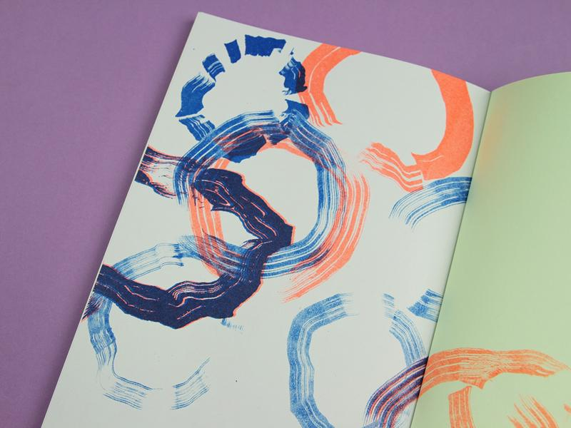 Psyche Publication: Exploring Mark-Making and Creative Writing