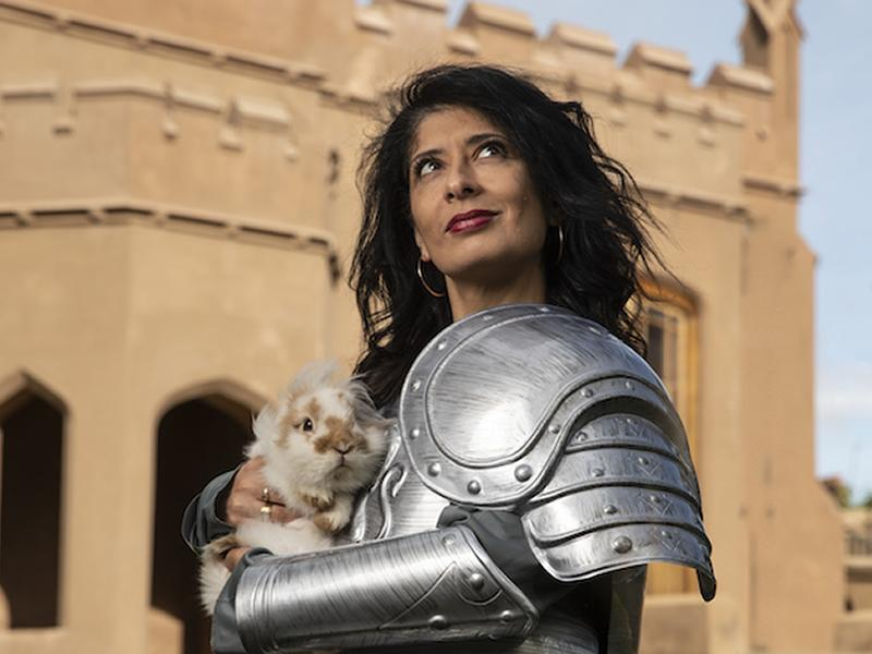 Shappi Khorsandi: Skittish Warrior... Confessions of a Club Comic