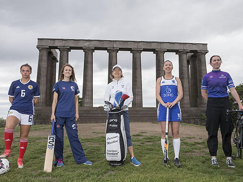 Scotland Kicks off Summer of Female Sport