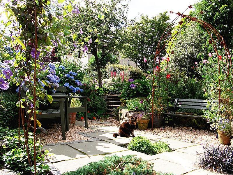 Scotland's Gardens Scheme Open Garden: Hunter's Tryst