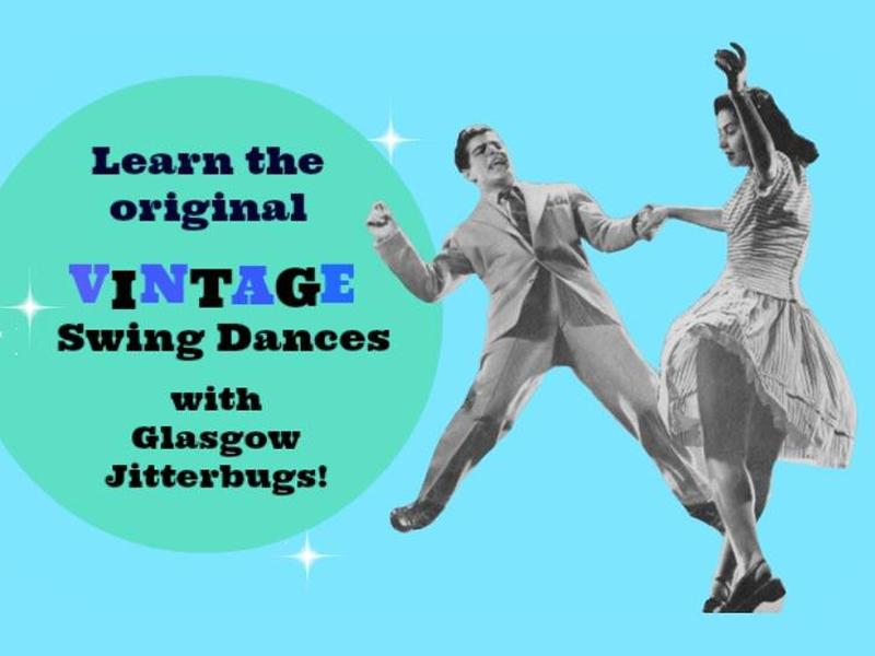 Free Swing Dance Evening with Glasgow Jitterbugs