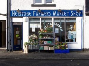 Heritage Farmers Market Shop