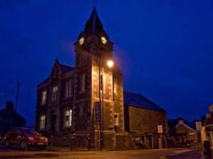 Biggar Corn Exchange