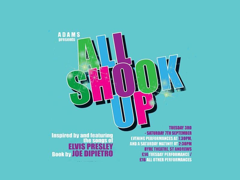 ADAMS: All Shook Up