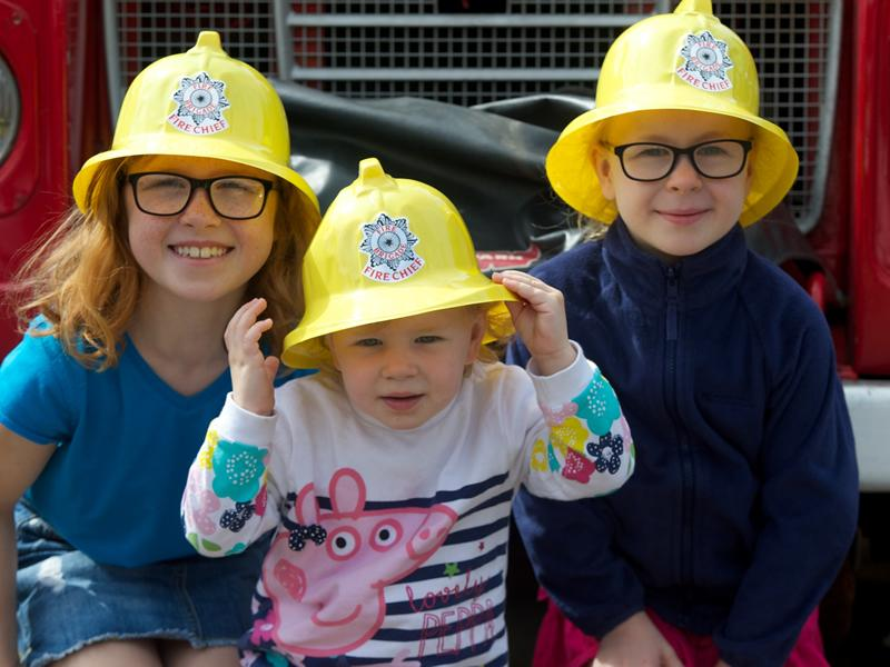 Johnstone set to heat up as the Fire Engine Rally returns to the town