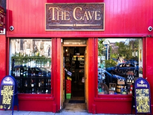 The Cave Glasgow