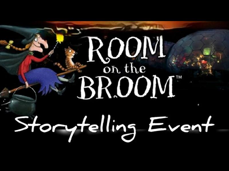 Room On The Broom Storytelling Event