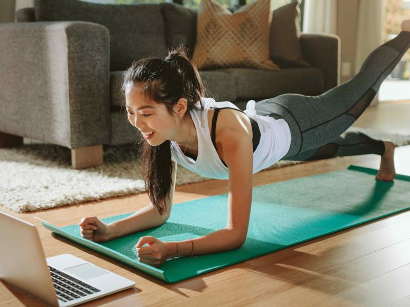 'I Can Do It' Circuit Workout: Part 1