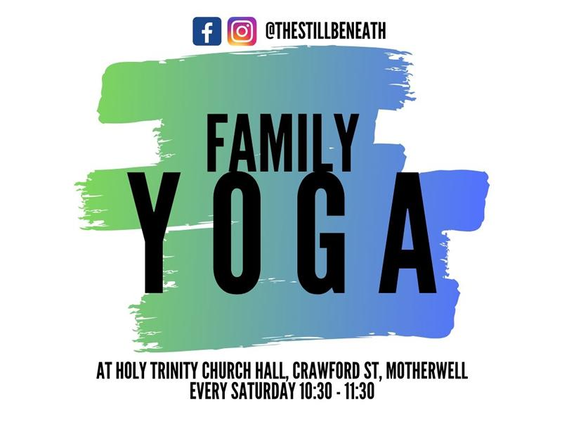 Family Yoga With Stephen From The Still Beneath