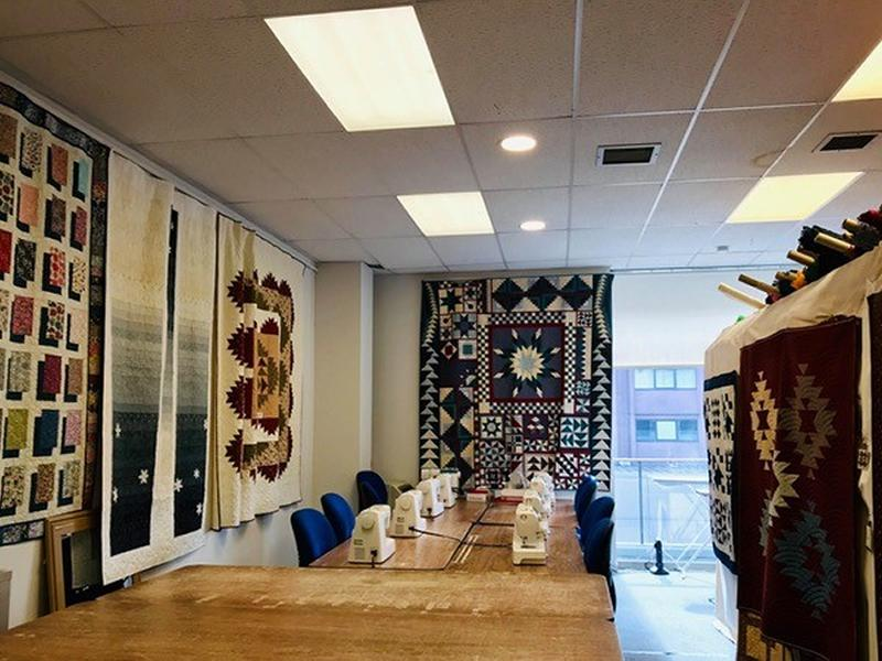 Sewing Classes for Beginners and Improvers