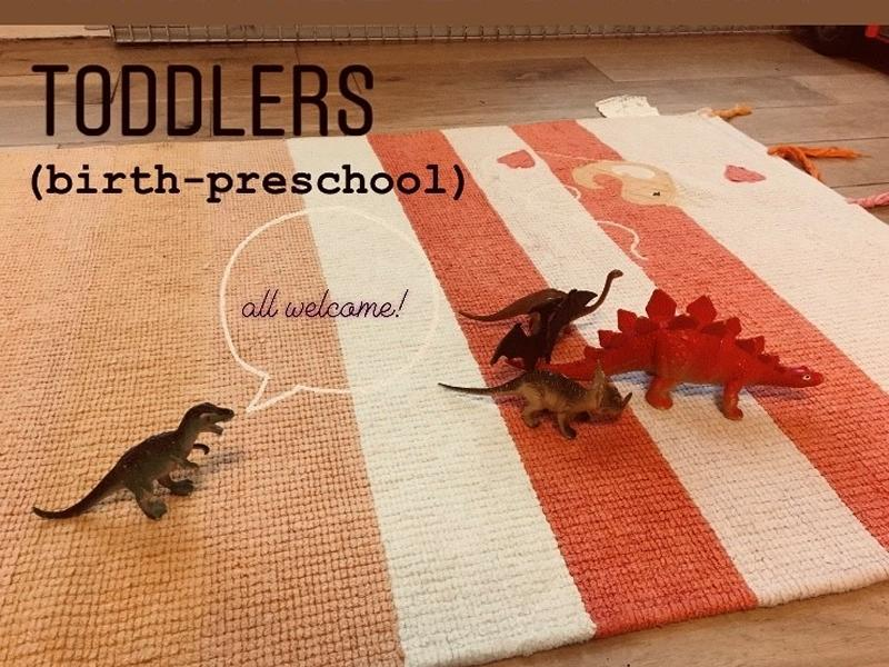 Maryhill Evangelical Church Toddlers