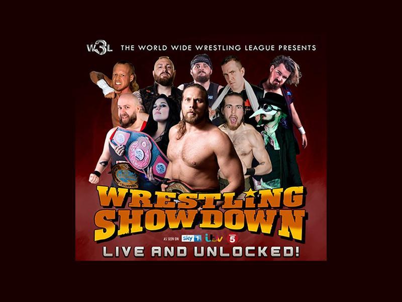 W3L Wrestling Showdown – Grangemouth