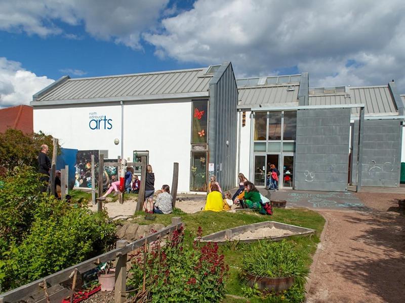 North Edinburgh Arts secures Scottish Land Funds