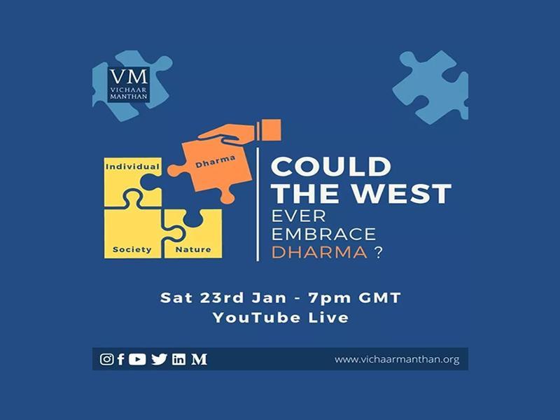HSS Edinburgh Shakha: Could the West ever embrace Dharma?