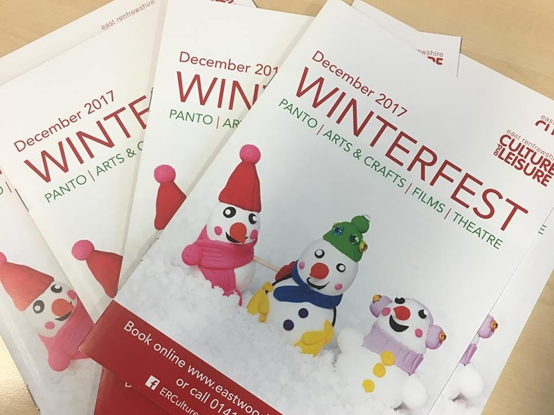 Winterfest is coming...