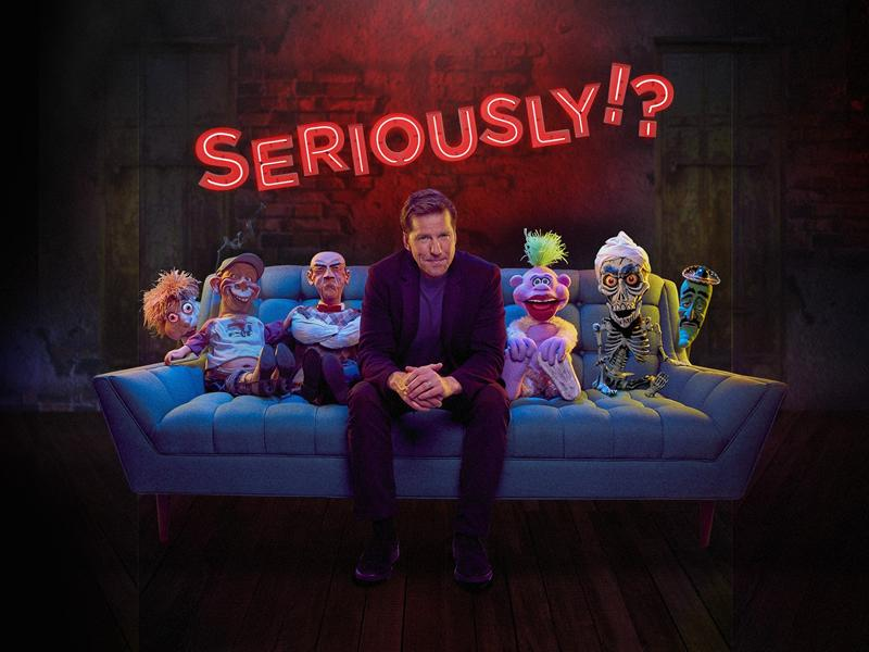 Jeff Dunham: Seriously!?