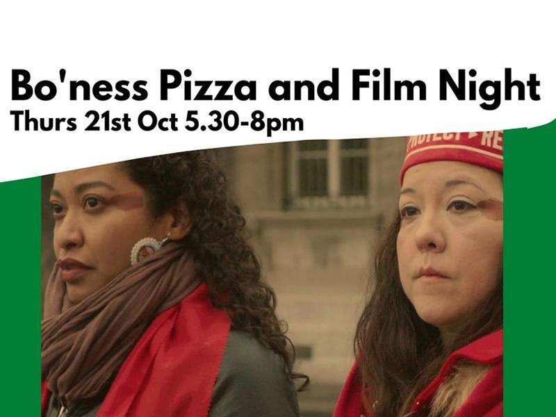 Bo'ness Pizza and Film Night: Film Screening