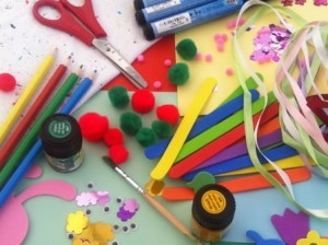 Just Crafts: Over 50s Craft Group