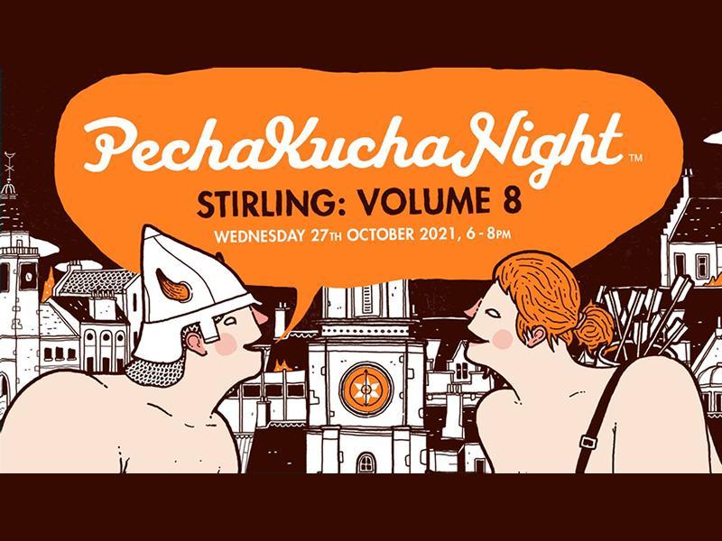 Pecha Kucha Stirling Volume 8: Turning Points