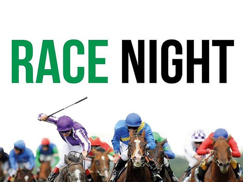 Race Night for Alzheimer's Scotland