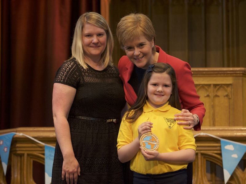 Glasgow schools win two National Reading Awards