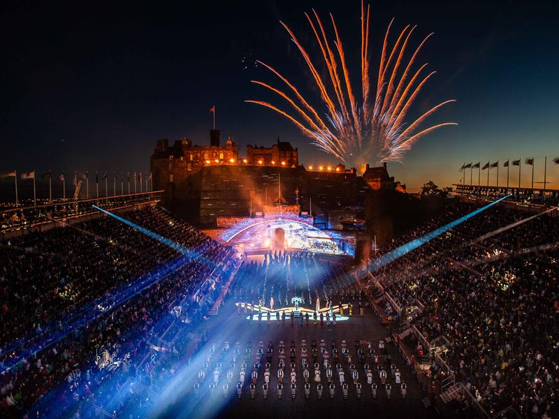 Edinburgh Tattoo announces tickets for 2019 Kaleidoscope showcase on now on sale
