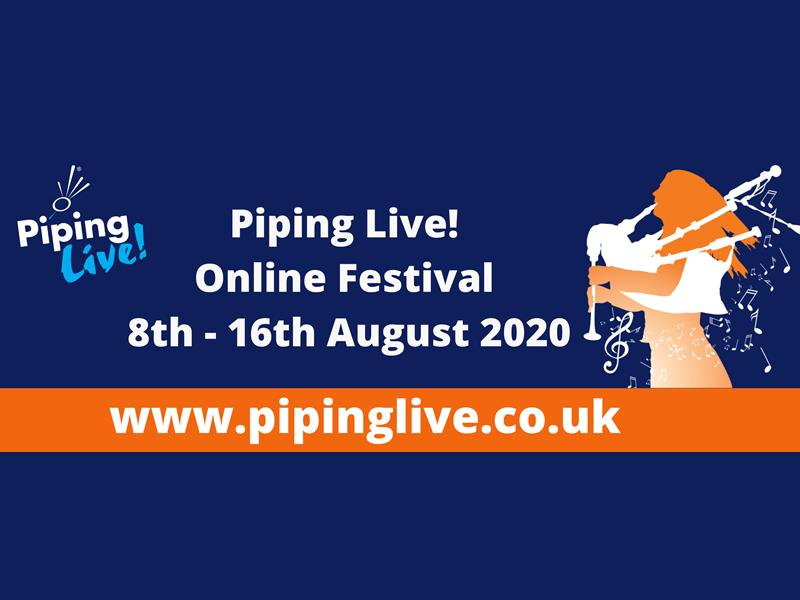 Piping Live! Online Festival