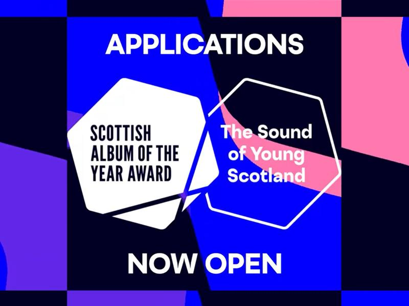 Applications now open for the Sound of Young Scotland Award