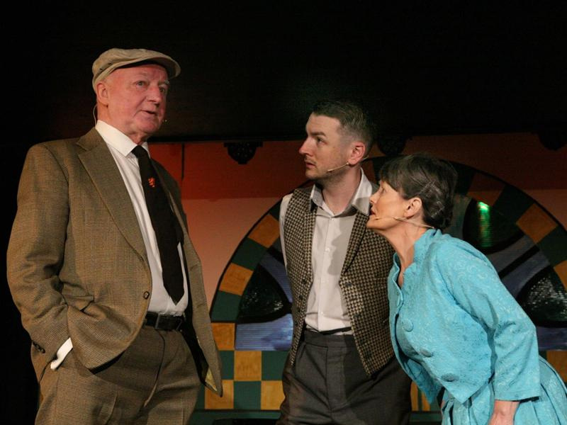 A Play, A Pie and A Pint: Chic Murray - A Funny Place for a Window