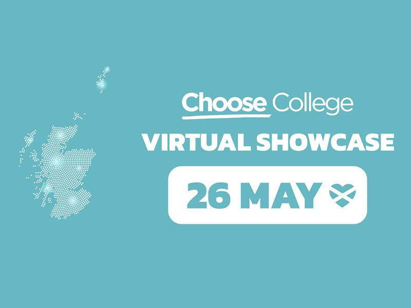 Choose College Virtual Showcase