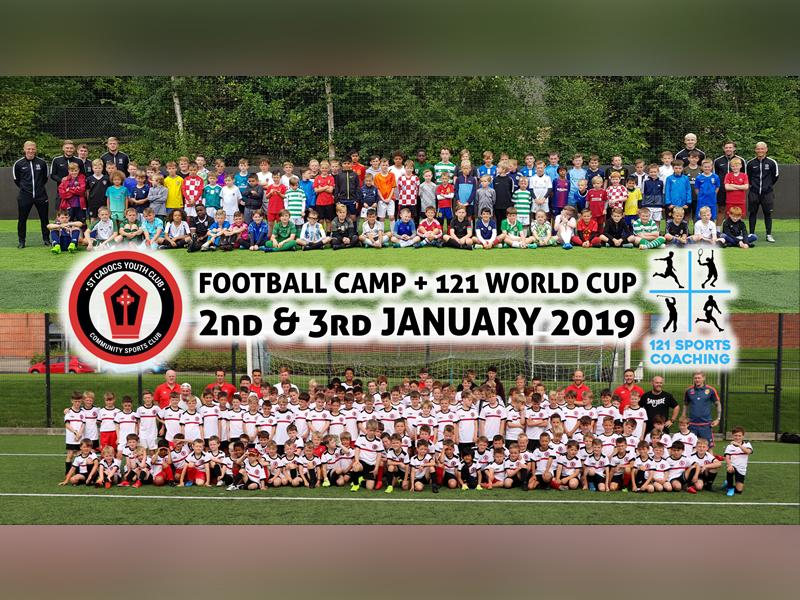121 Football Coaching Camp - New Year