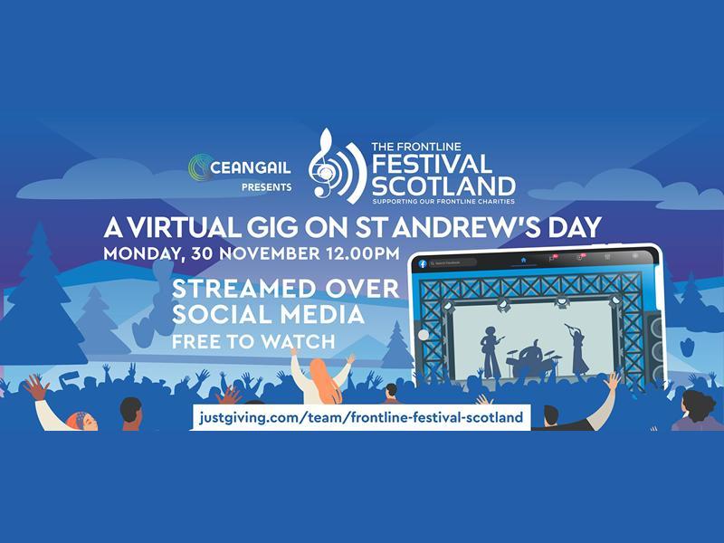 Frontline Festival Scotland
