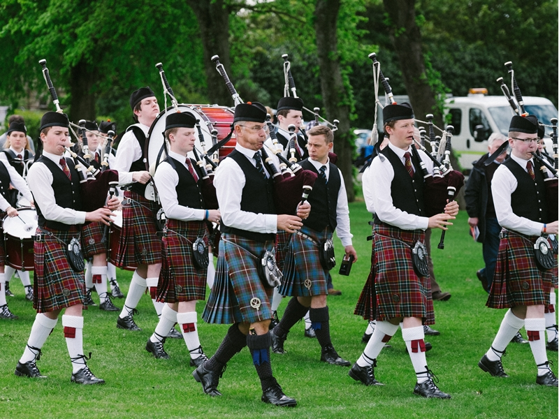 Paisley to host British Pipe Band Championships for another three years up until 2021